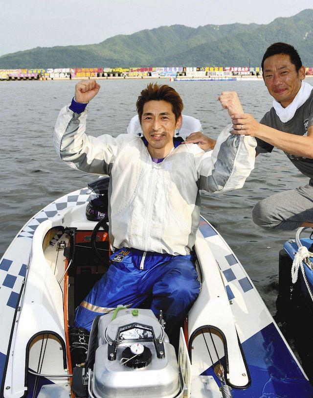 グランドチャンピオン2020年優勝時・徳増秀樹選手